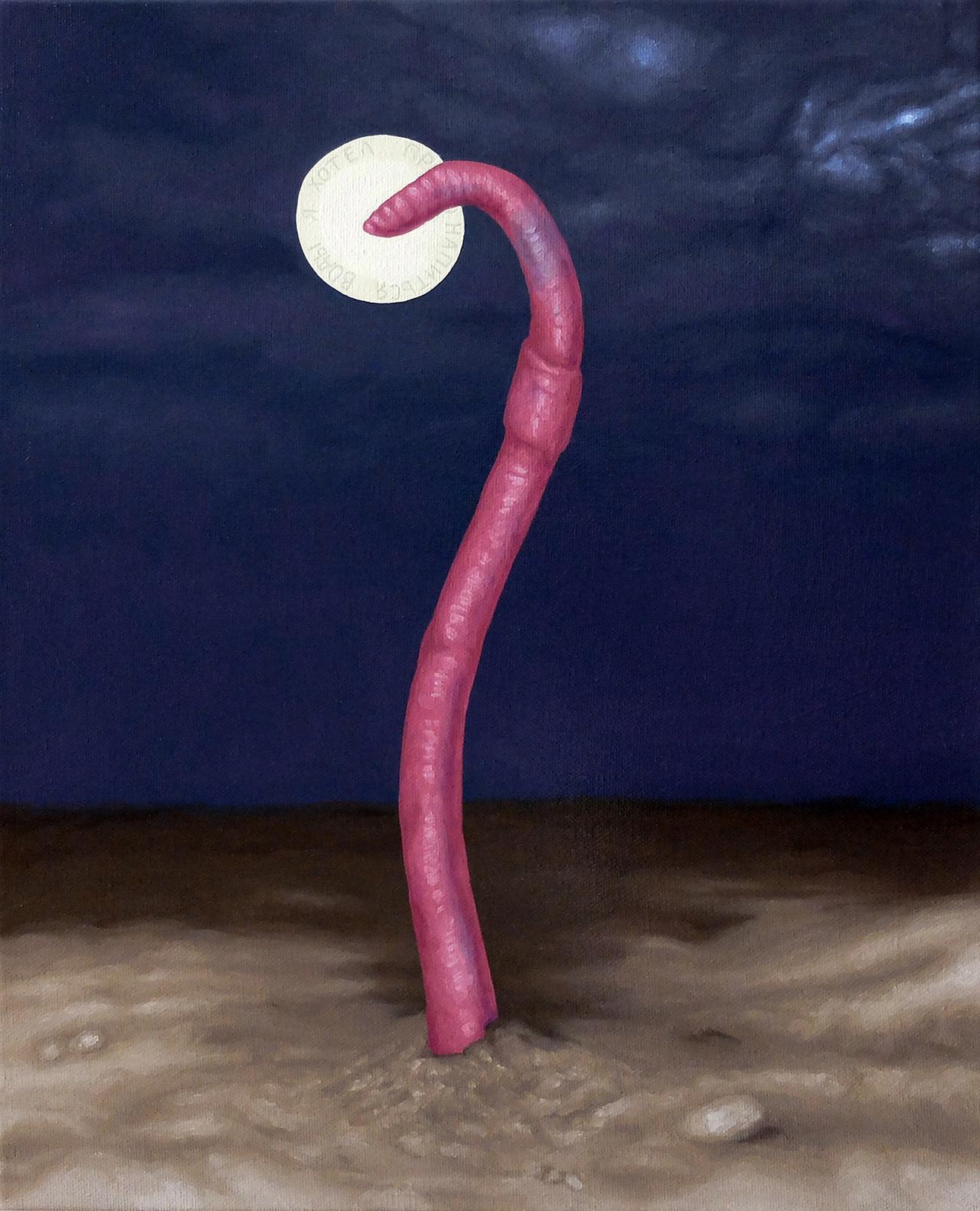 Worm-martyr