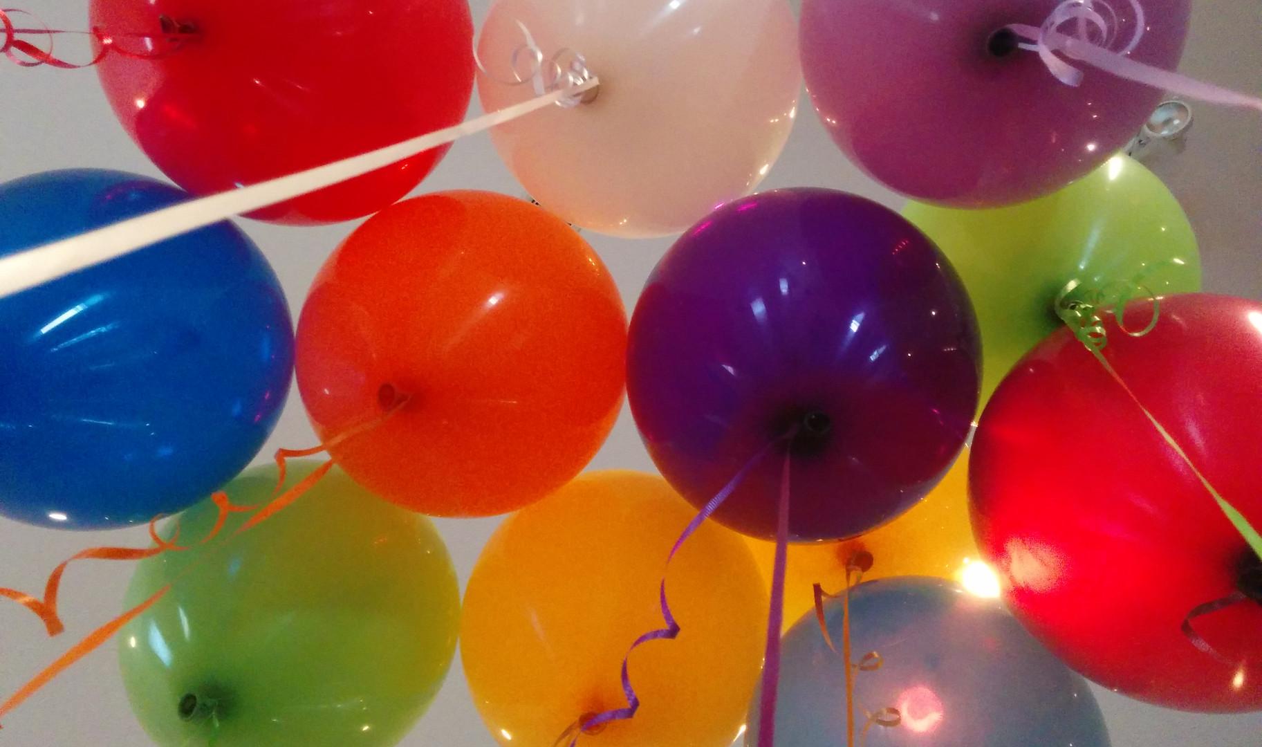 Celebration Balloons