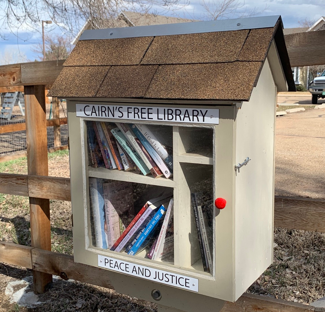 Peace and Justice Free Library