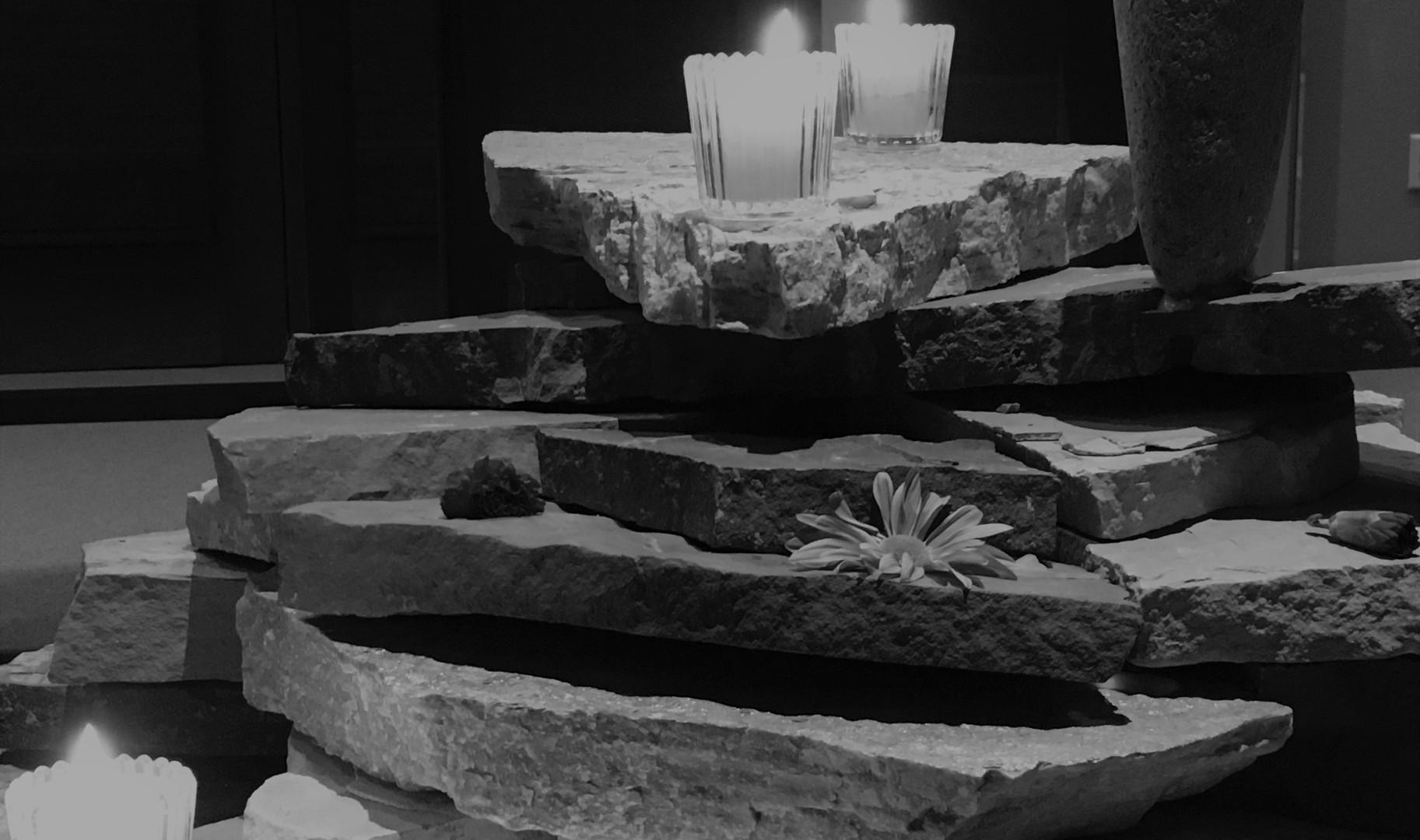 Cairn in Sanctuary