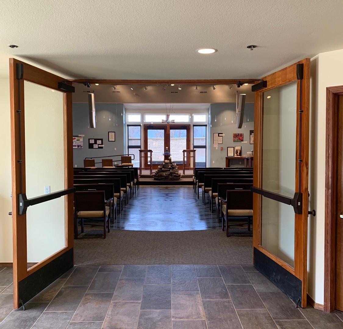Sanctuary Doors