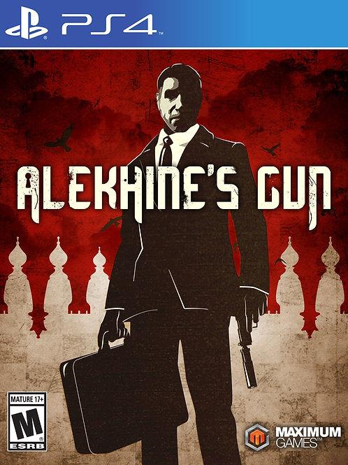 Alekhine's Gun  PlayStation 4