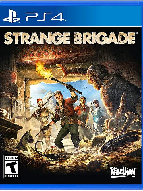 Strange Brigade PlayStation 4