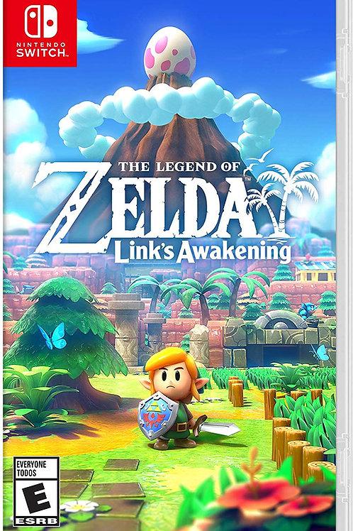 Legend of Zelda Links Awakening Nintendo Switch