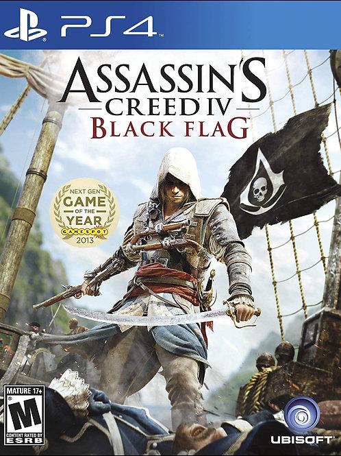 Assassins Creed IV Black Flag PlayStation 4
