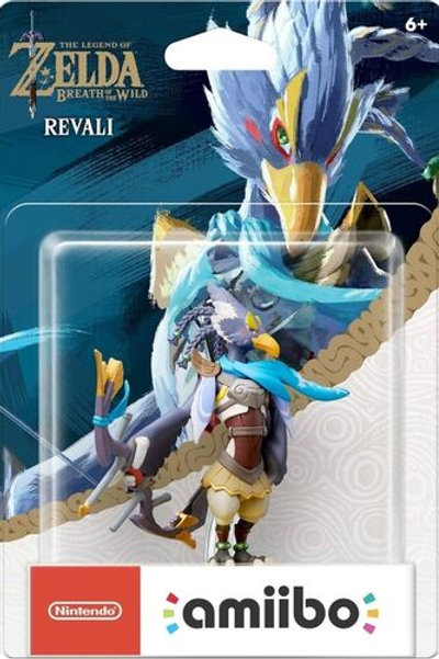 Revali Amiibo The Legend Of Zelda Series Us