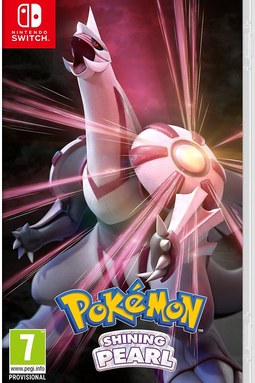 Pokemon Shining Pearl  Nintendo Switch
