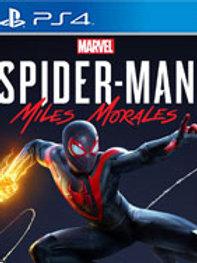 Marvel Spider-Man Miles Morales PlayStation 4