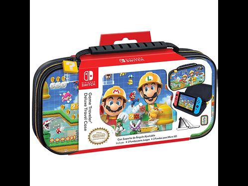 Estuche Nintendo Switch Mario Maker 2