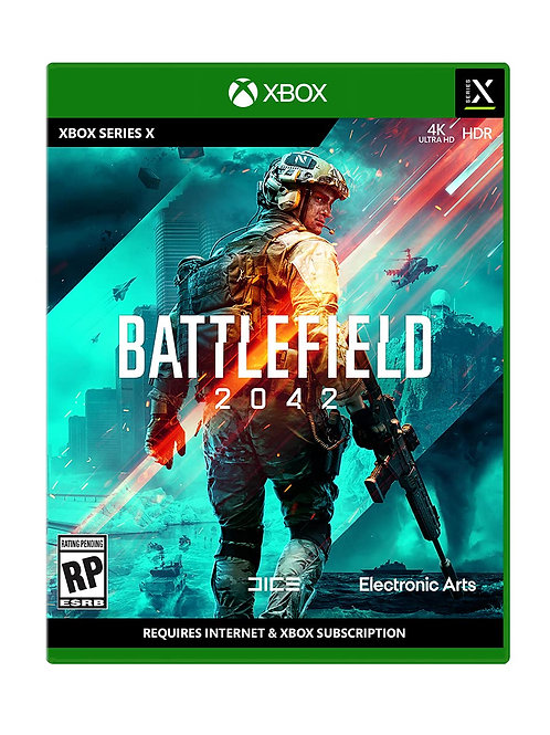 Battlefield 2042  Xbox Series X Pre Venta