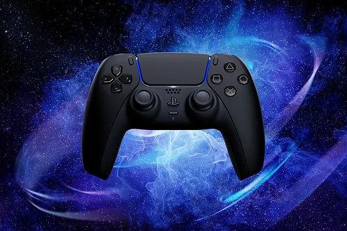 Control Midnight Black Dualsense PlayStation 5