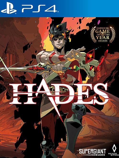 Hades  PlayStation 4