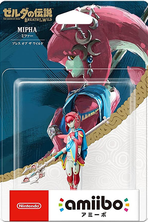 Mipha Amiibo The Legend Of Zelda Series Us