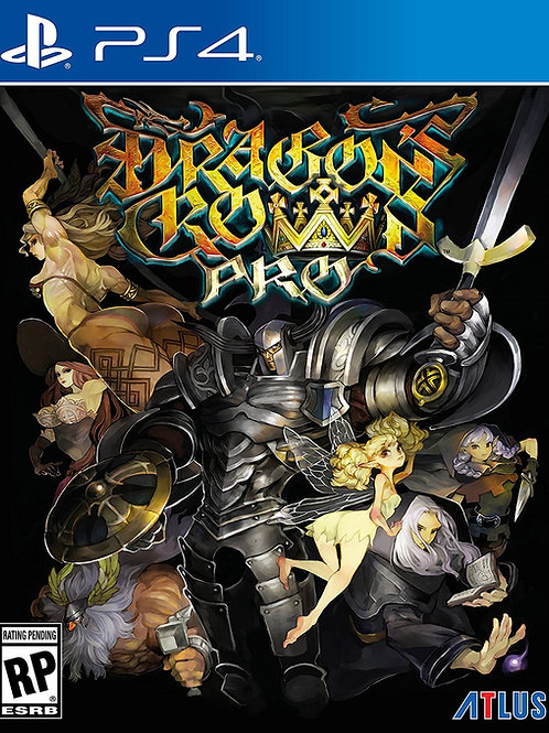 Dragons Crown Pro Battle Hardened Edition PlayStation 4