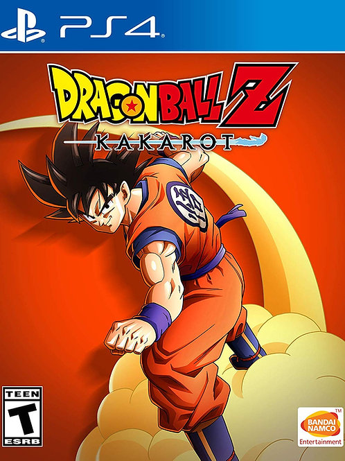 Dragon Ball Z Kakarot PlayStation 4