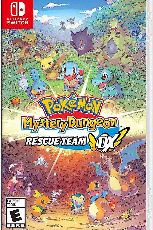 Pokemon Mystery Dungeon Rescue Team Dx Nintendo Switch