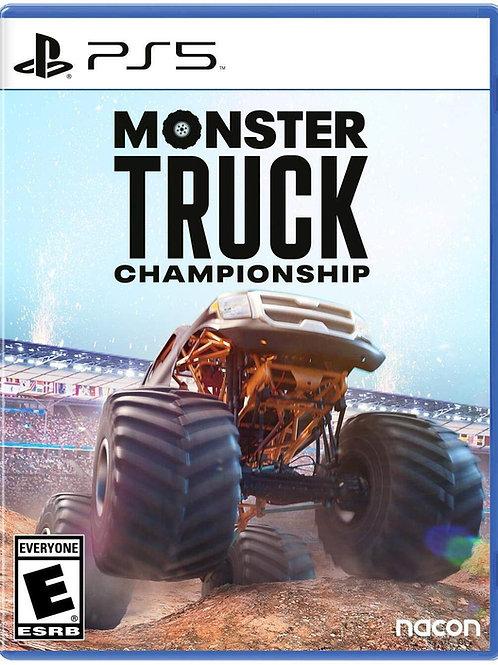 Monster Truck Championship  PlayStation 5