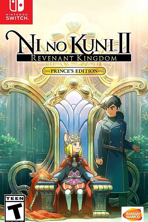 Ni no Kuni II: Revenant Kingdom - Prince's Edition  Nintendo Switch