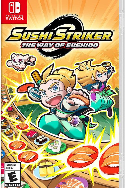 Sushi Striker The Way of The Sushido Nintendo Switch