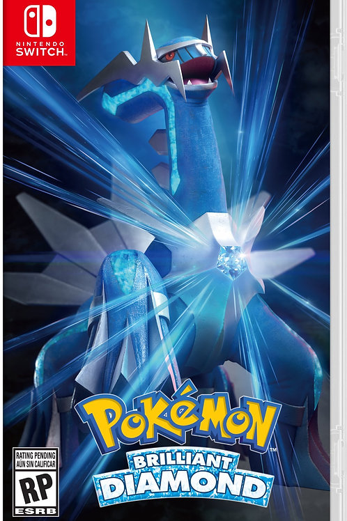 Pokemon Brilliant Diamond  Nintendo Switch Pre venta