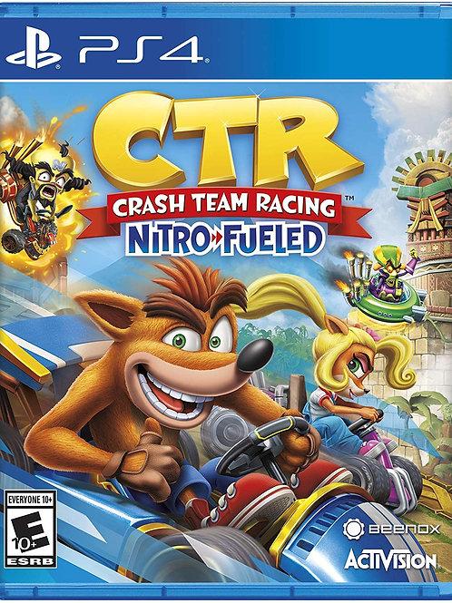 Crash Team Racing Nitro Fueled PlayStation 4