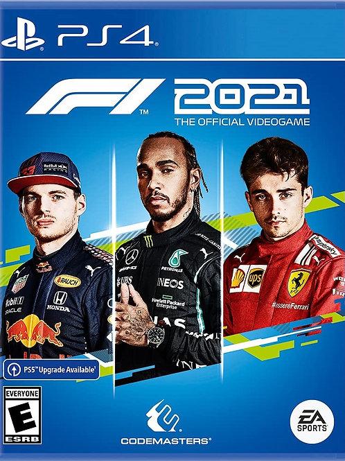 F1 2021 PlayStation 4