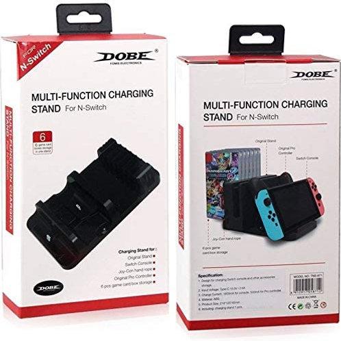 Multi Funcional  Charging Stand Nintendo Switch