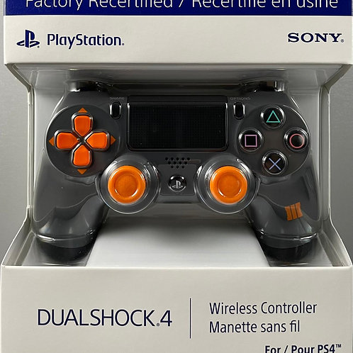 Control Dualshock 4 Factory certified Call of Duty