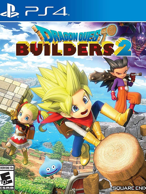 Dragon Quest Builders 2  Ps4