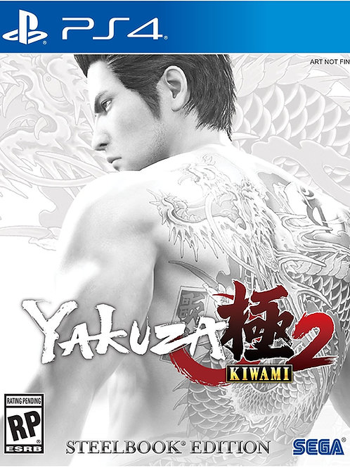 Yakuza Kiwami 2  PlayStation 4