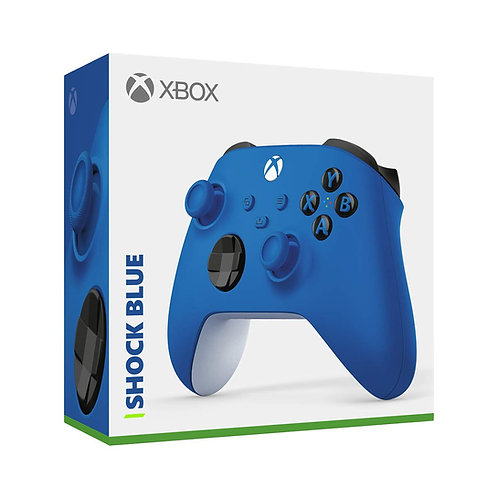 Control Xbox Series S/X Shock Blue
