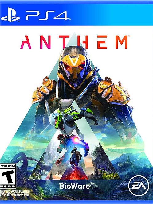 Anthem PlayStation 4