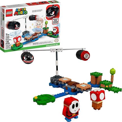 LEGO SUPER MARIO BOOMER BILL BARRAGE
