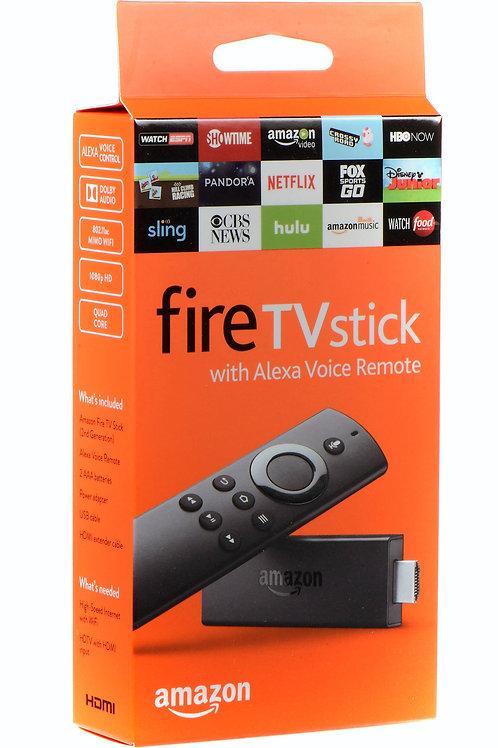 Fire Stick Amazon Con Alex 2nd Generacion