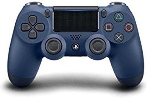 Control Dual Shock 4 Midnight Blue PlayStation 4