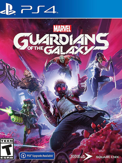 Marvel's Guardians of the Galaxy  PlayStation 4