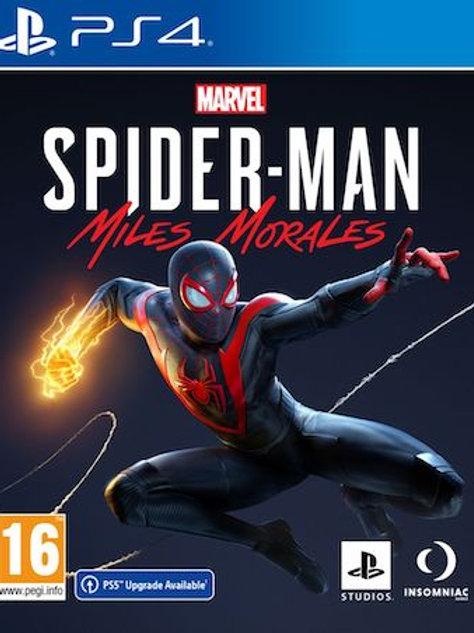 Marvel's Spider-Man: Miles Morales PlayStation 4