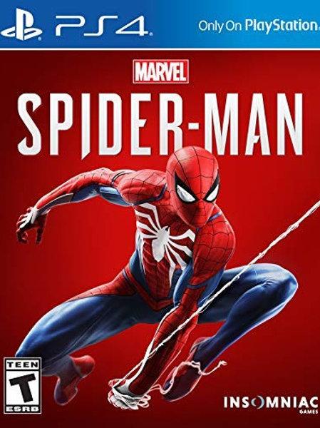 Marvel Spider Man PlayStation 4