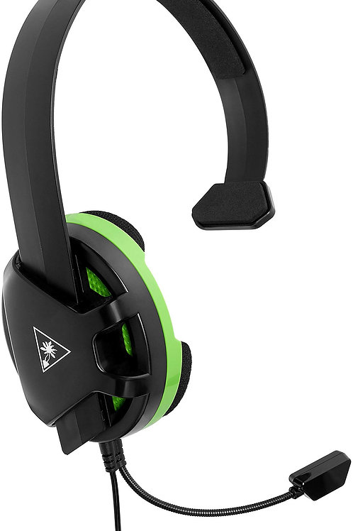 Turtle Beach Recon Chat Negro - Verde Gaming Headset