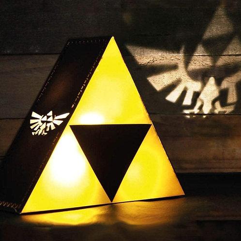 Lampara Triforce The Legend Of Zelda