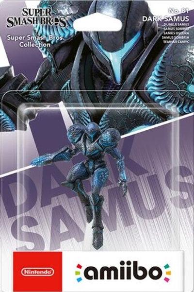 Dark Samus Amiibo Smash Series US