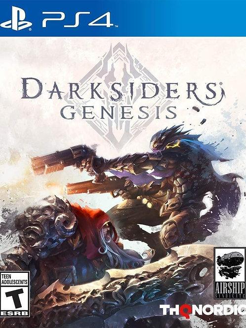 Darksiders Genesis Thq PlayStation 4