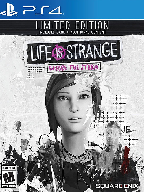 Life is Strange Before The Storm Limited Edition PlayStation 4