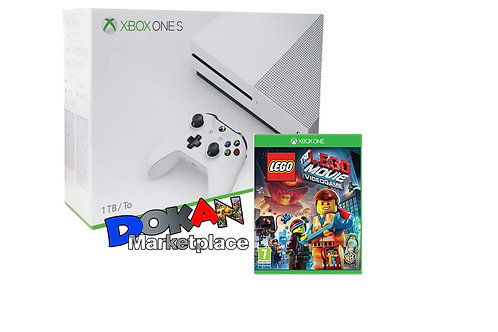 Xbox One S 1TB +Lego City + 2 Juegos Deportes