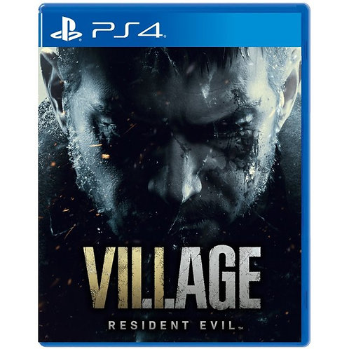 Resident Evil Village Playstation 4