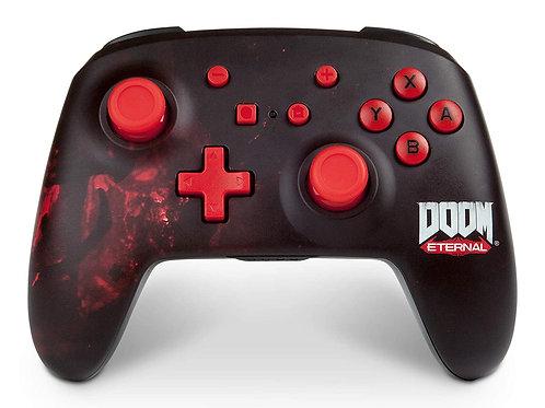 Control Inalambrico Nintendo Switch Doom Eternal