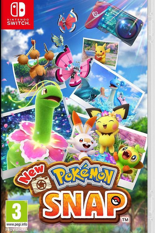 New Pokémon Snap  Nintendo Switch Pre venta