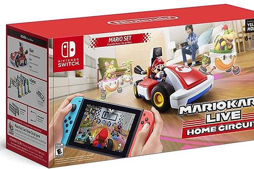 Mario Kart Live Home Circuit Mario Set Nintendo Switch