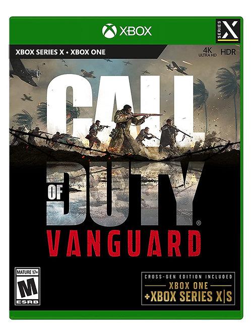 Call of Duty: Vanguard Xbox Series Pre Venta