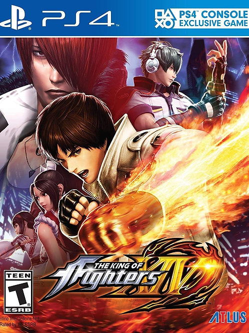 The King of Fighters XIV  PlayStation 4